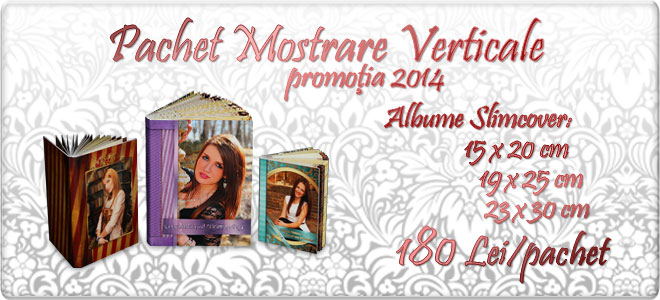 Pachet Mostrare Verticale
