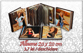Albume Digitale 20x20cm