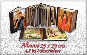 Albume Digitale 25x25cm